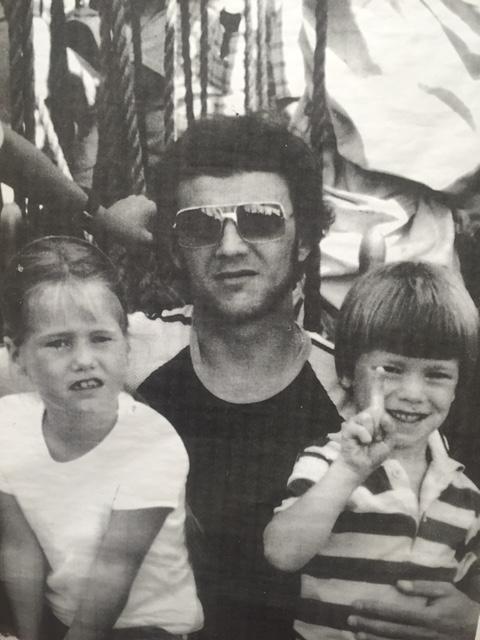 Big Tone circa 1982
