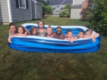 4th of July Pool Sesssion