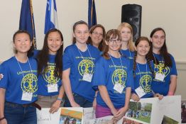 Lincoln-Woodstock Interact Club-District Conference 2017
